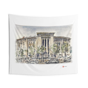 NYC Yankee Stadium - Wall Tapestry