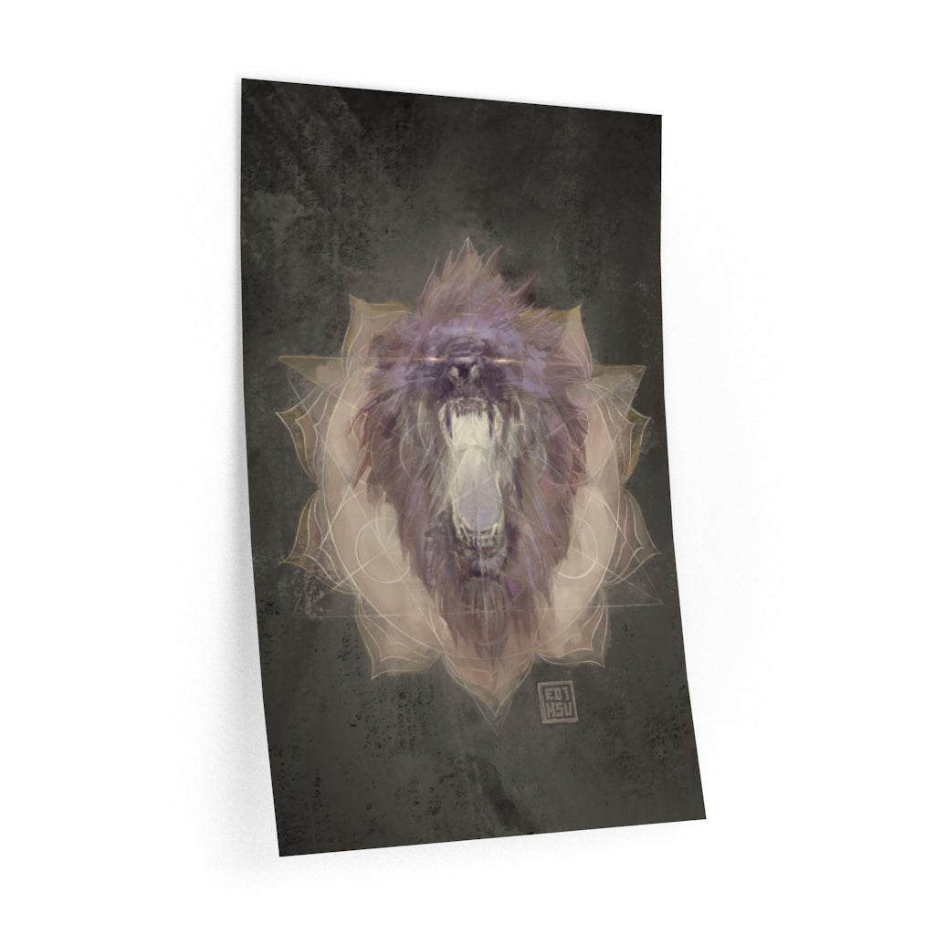 Lion's Gate Portal - Wall Decal