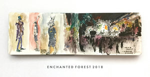 Soul Journal - Summer Festivals 2018 - Enchanted Forest 2018 - PREORDER