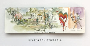 Soul Journal - Summer Festivals 2018 - Heart & Soulstice 2018 - PREORDER