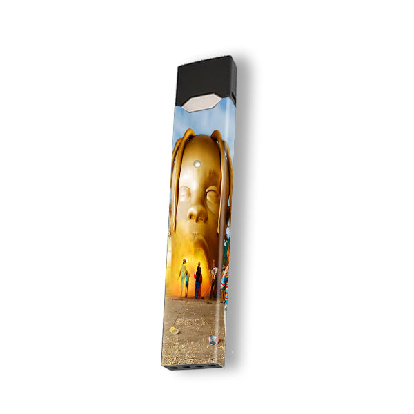 Travis Scott Astroworld - Juul Skin