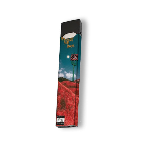Travis Scott 3500 - Juul Skin