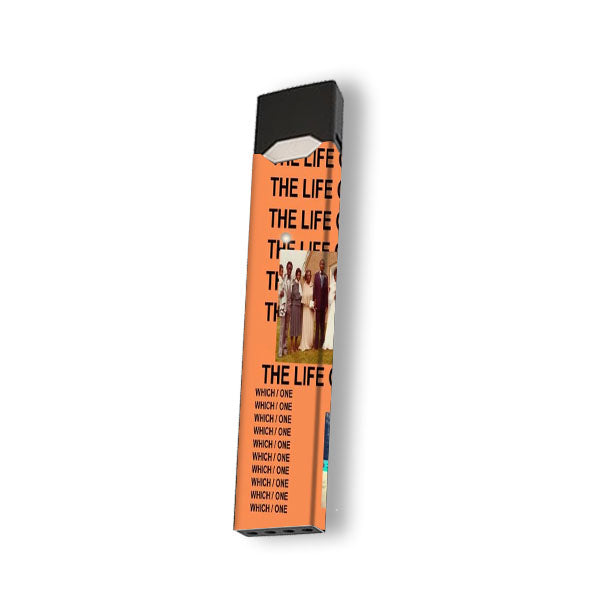 Kanye West The Life of Pablo - Juul Skin