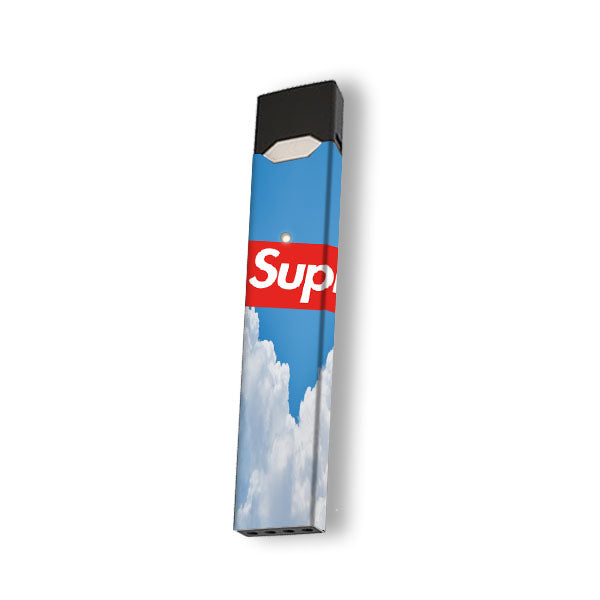 Supreme Clouds - Juul Skin