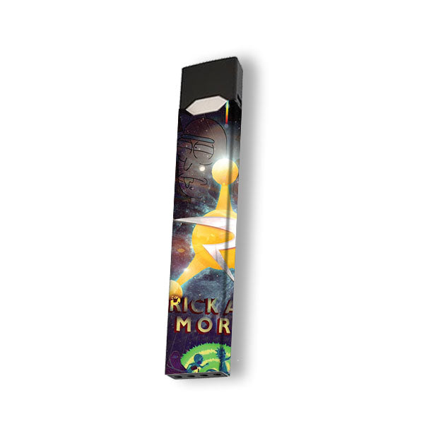 Rick and Morty Council of Ricks - Juul Skin