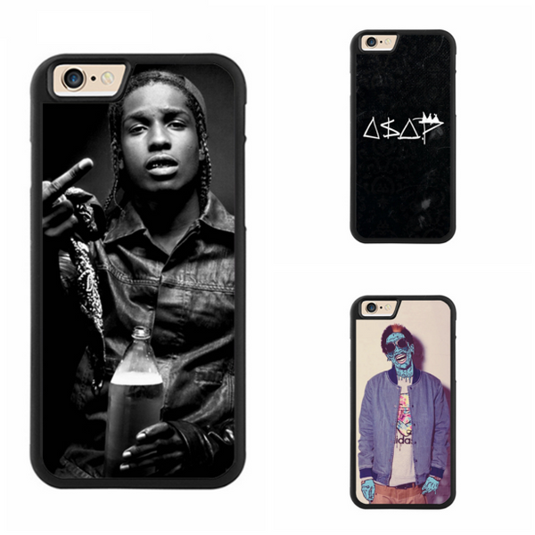 ASAP Rocky iPhone Cases