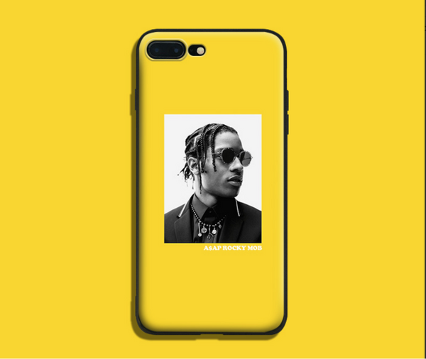 ASAP Rocky Iconic Yellow - iPhone Case