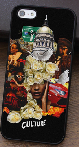Migos Culture - iPhone Case