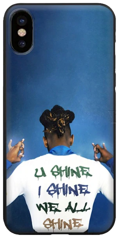 YNW Melly We All Shine - iPhone Case