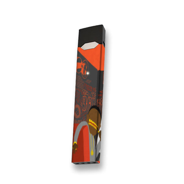 Kodak Black Painting Pictures - Juul Skin