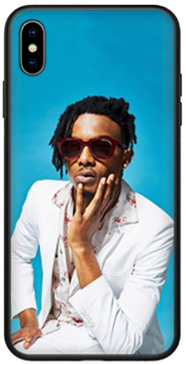 Playboi Carti Blue - iPhone Case