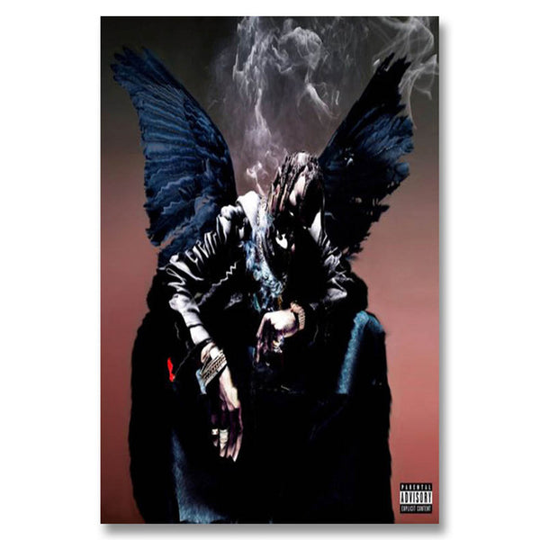 Travis Scott Birds in the Trap - Poster
