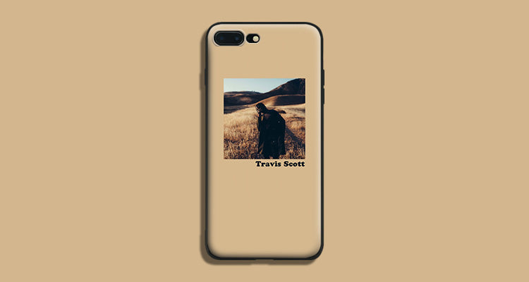 Travis Scott - iPhone Case