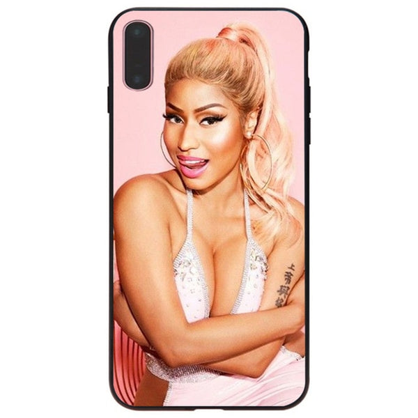 Nicki Minaj Pink - iPhone Case