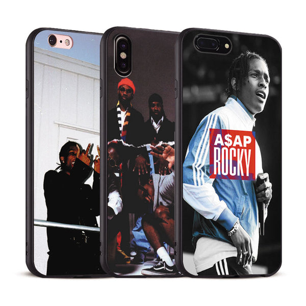 ASAP Rocky iPhone Case Collection