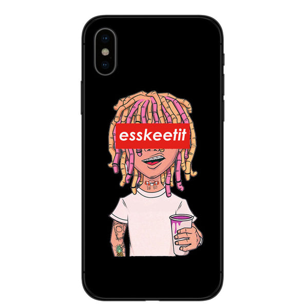 Lil Pump Esskeetit - iPhone Case