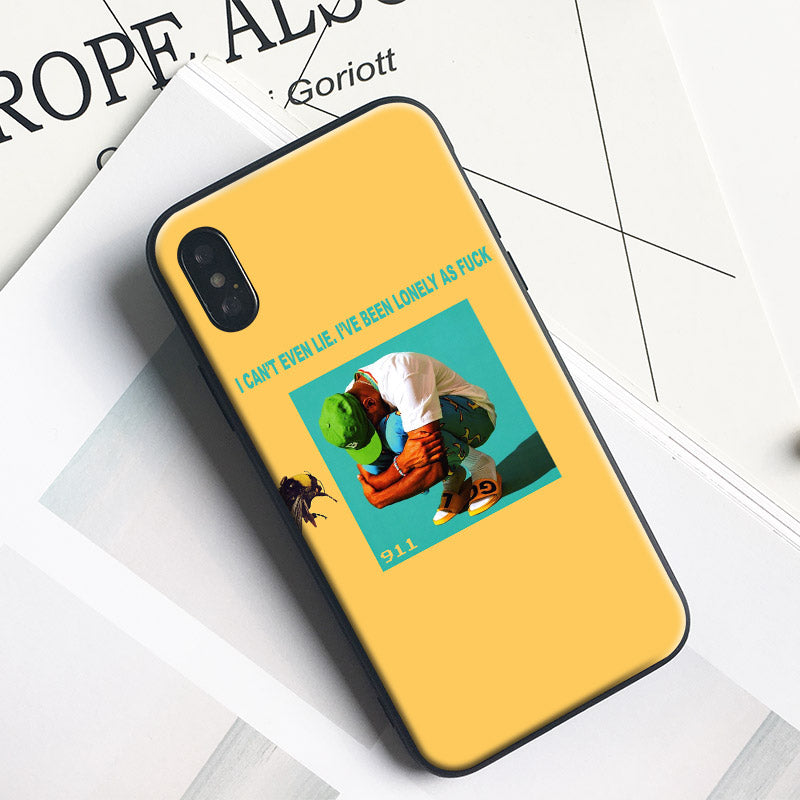Tyler the Creator Inspired - iPhone Case