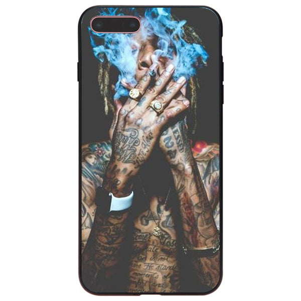 Wiz Khalifa Smoke - iPhone Case