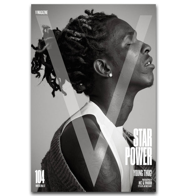 Young Thug Cover - Poster