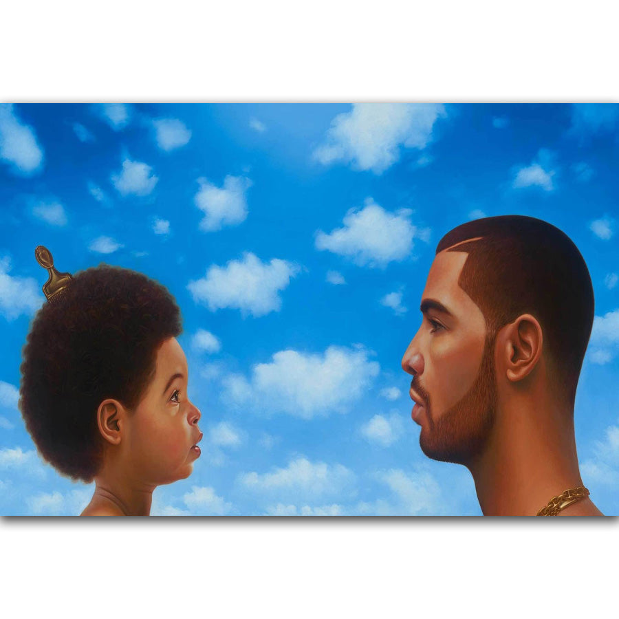 Drake Nothing Was the Same - Poster