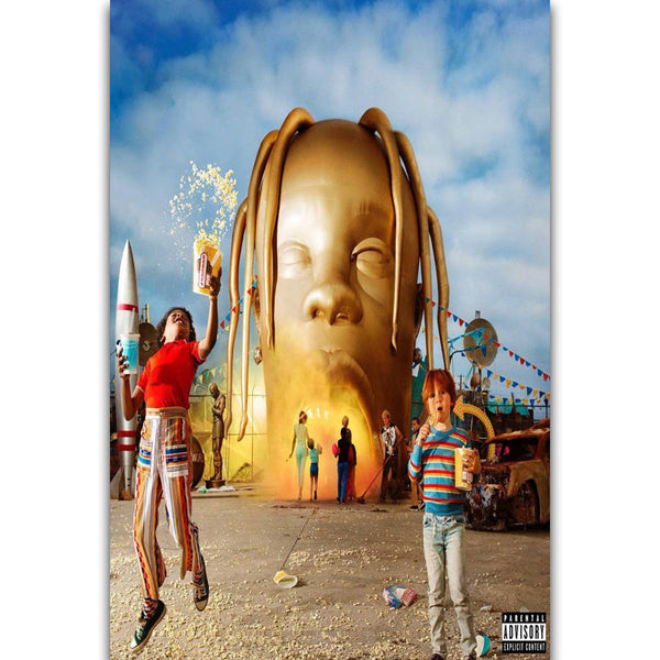 Astroworld - Poster