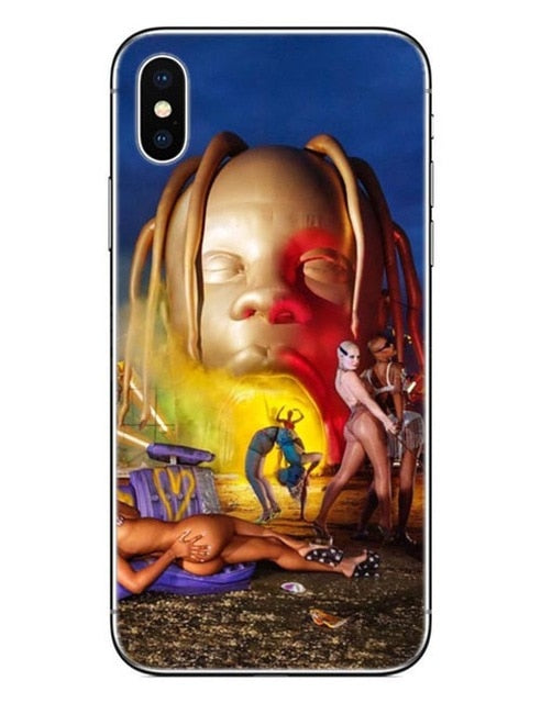 Travis Scott Astroworld - iPhone Case