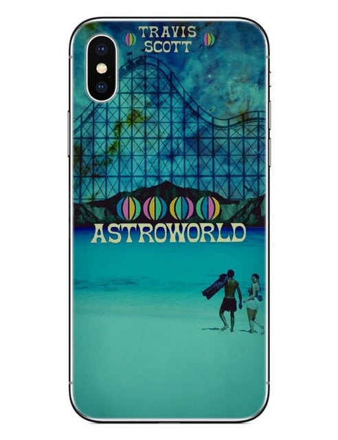 Astroworld Coaster - Phone Case