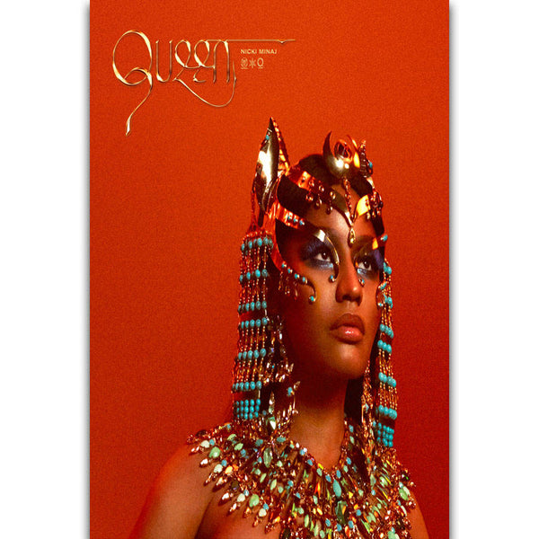 Nicki Minaj Queen - Poster