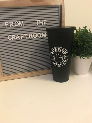 Nursing Coffee Tumbler
