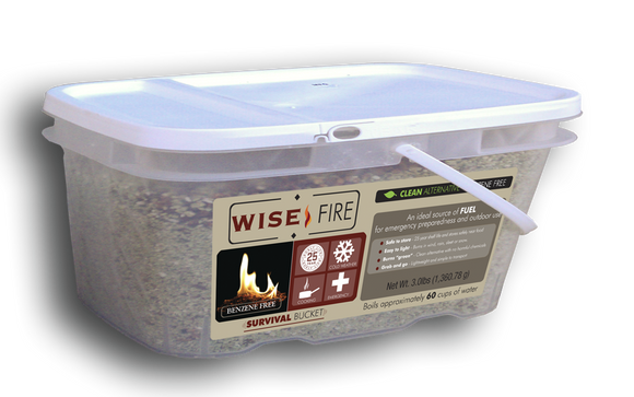 1 gallon Wise Fire