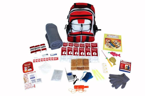 Survival Kit For Children (72+ Hours)