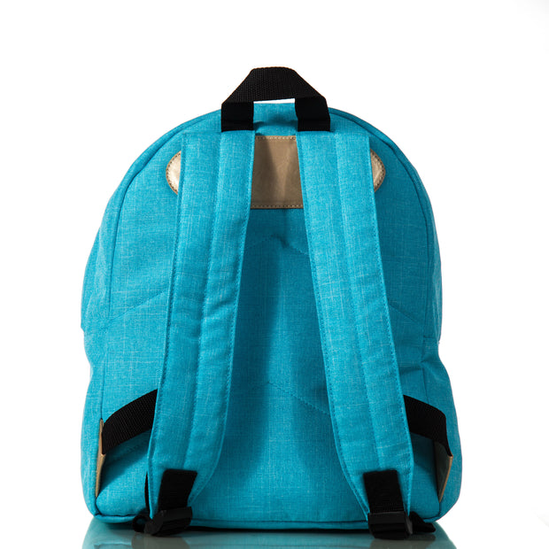 Toddler Backpack - Aqua
