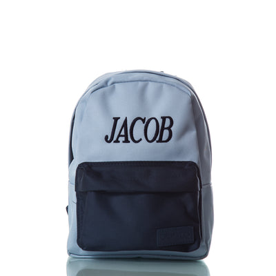 Baby Backpack - Blue