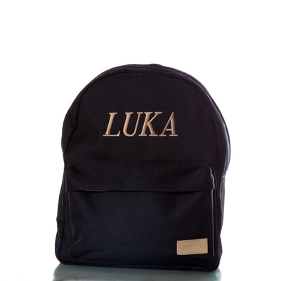 Kids Backpack - Black