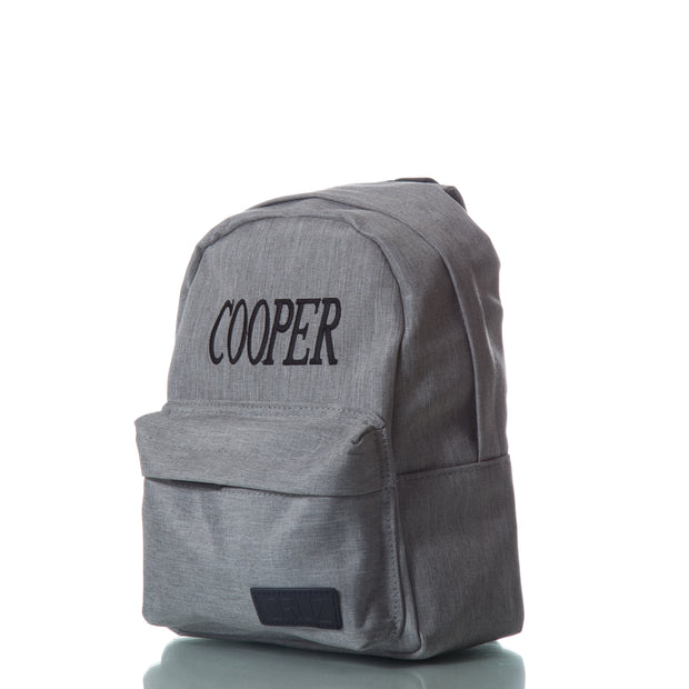 Baby Backpack - Grey