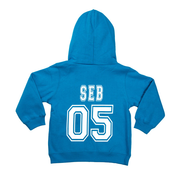 Infant & Kids Personalised College Hoodie