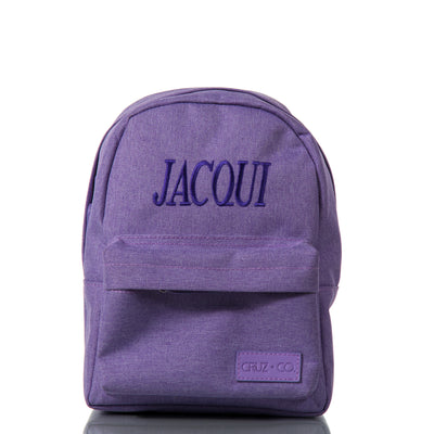 Toddler Backpack - Purple