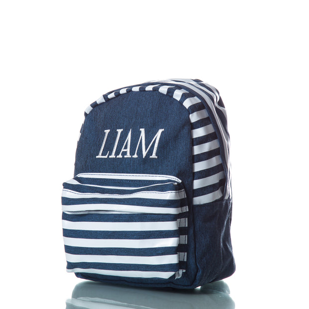 Baby Backpack - Stripey