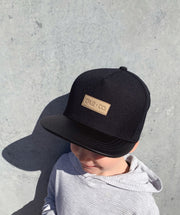 CRUZ + CO. Kids Flat Brim