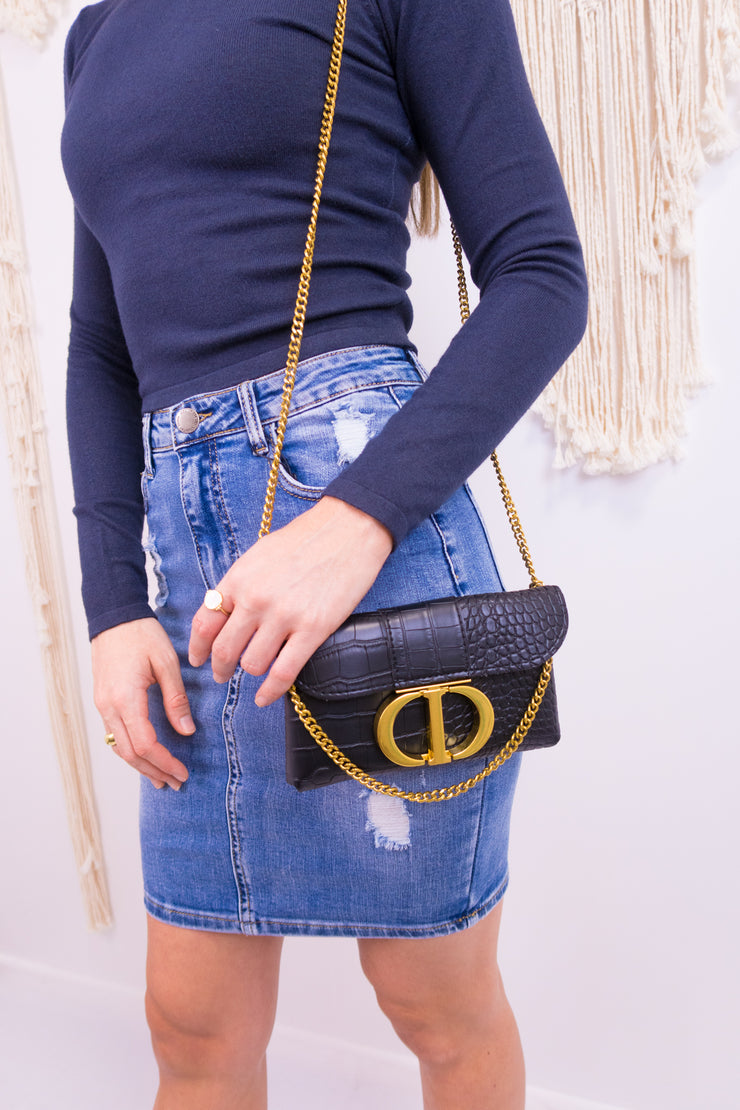 Chain Clutch -Black