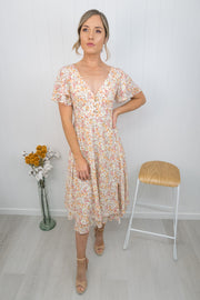 Lyric Dress -Floral