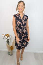 Rosie Dress -Indigo