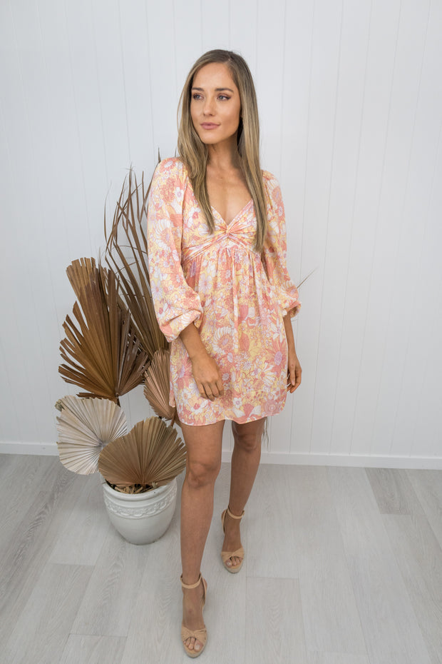 Sadie Dress -Floral