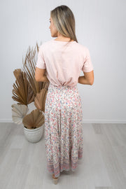 Harlow Skirt -Floral