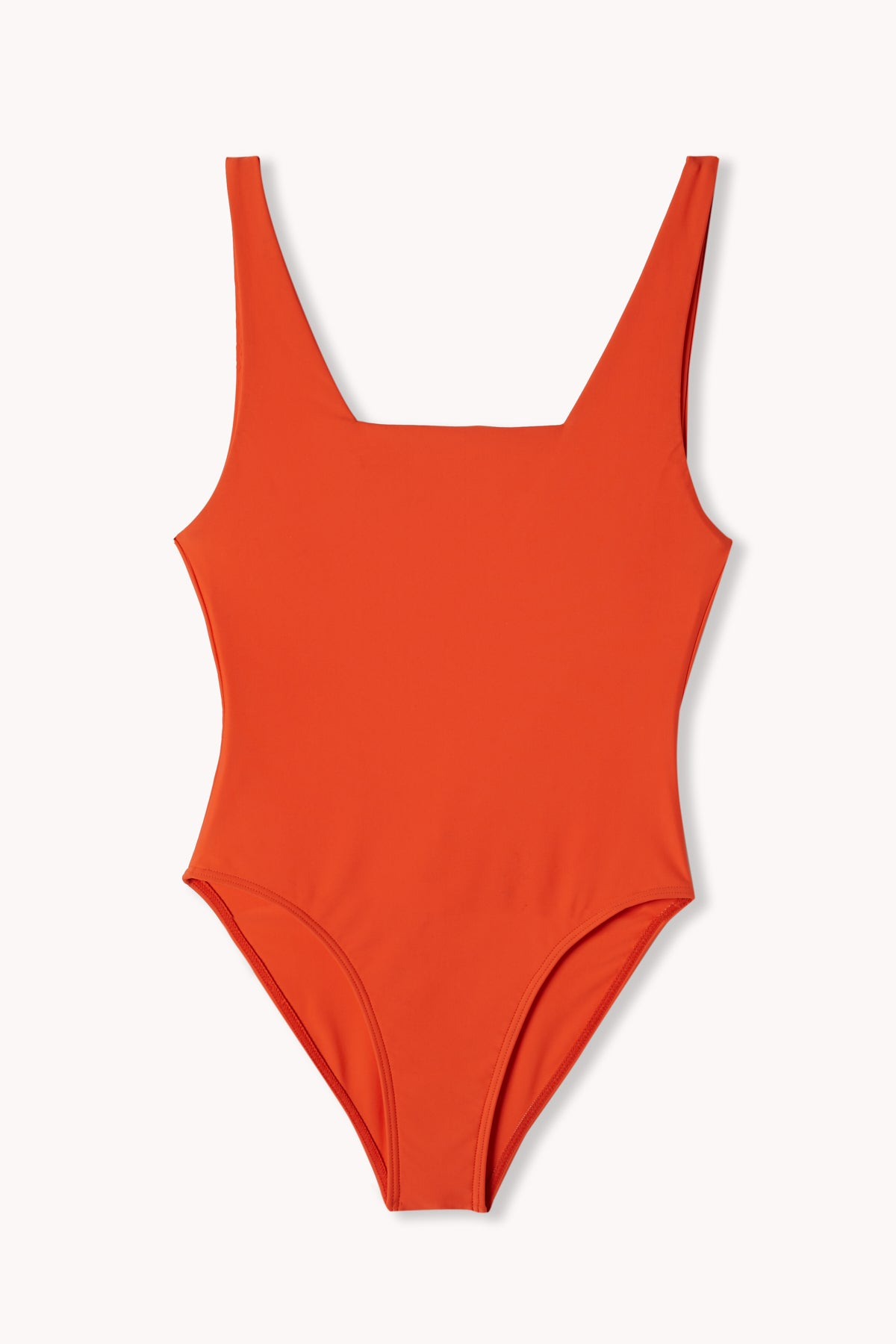 Orange one piece