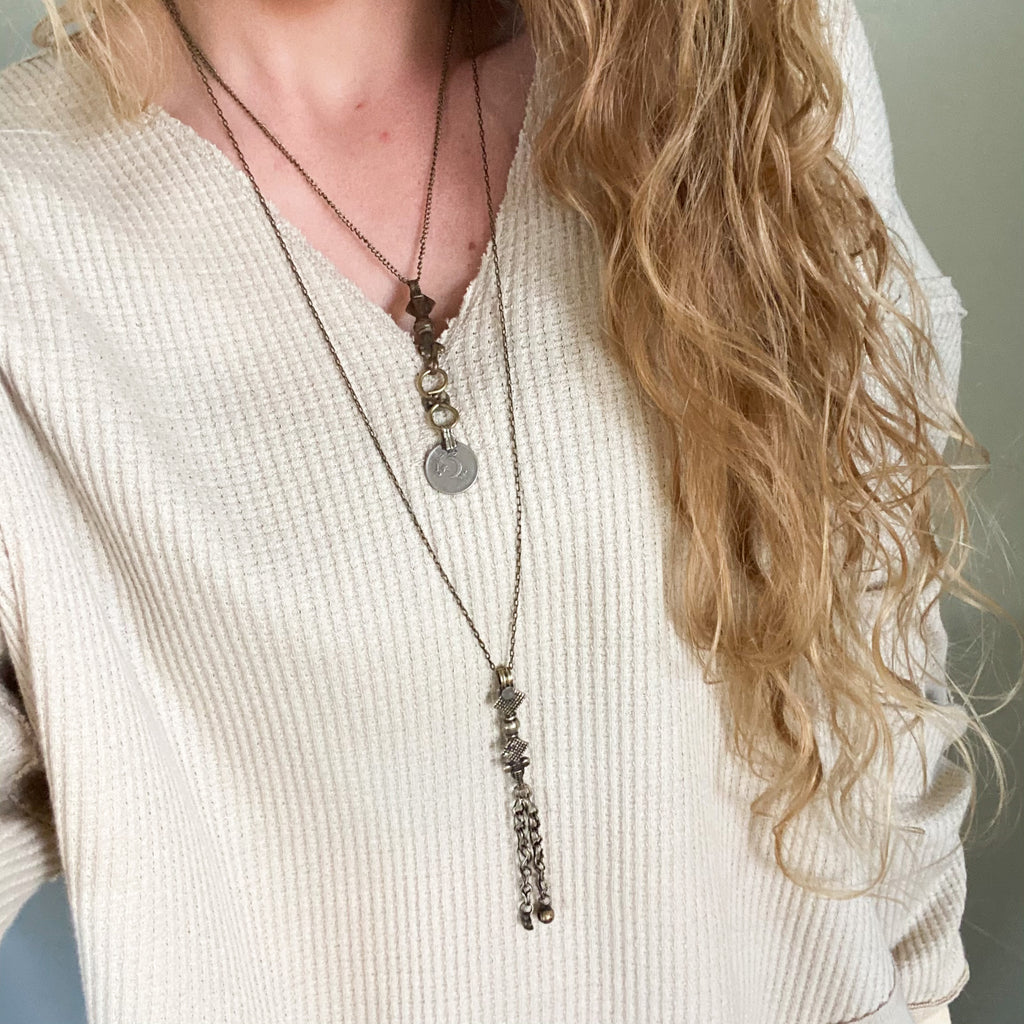 Pathways necklace