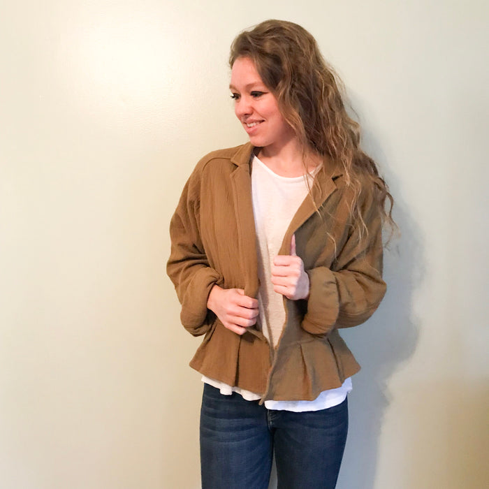 Pennie Cotton Jacket
