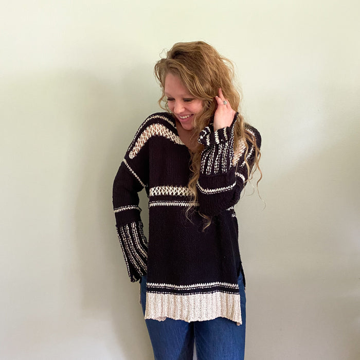 Dylan Sweater Ebony