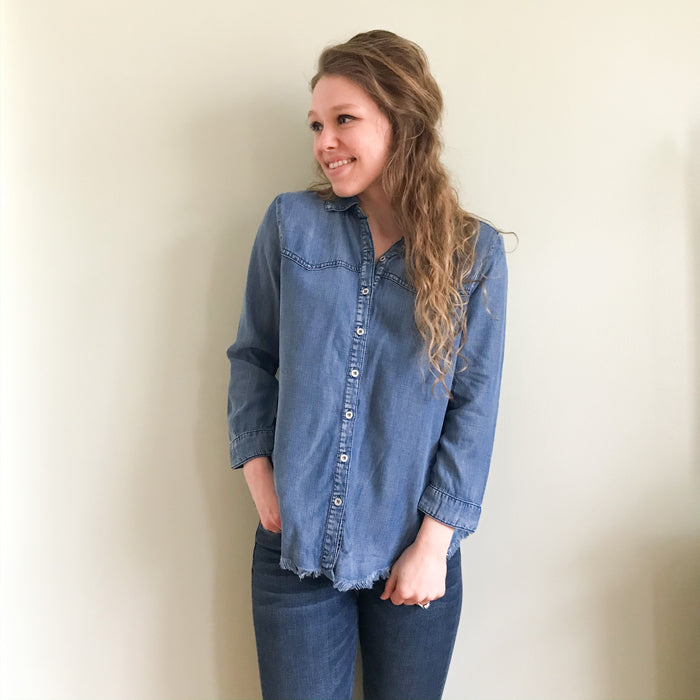 Nell denim shirt