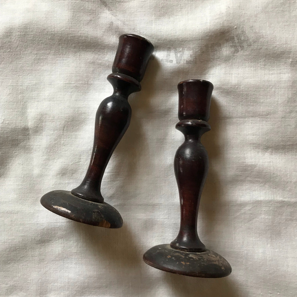 Heritage candle sticks